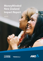 Money Minded impact report