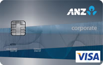 ANZ Visa Corporate card